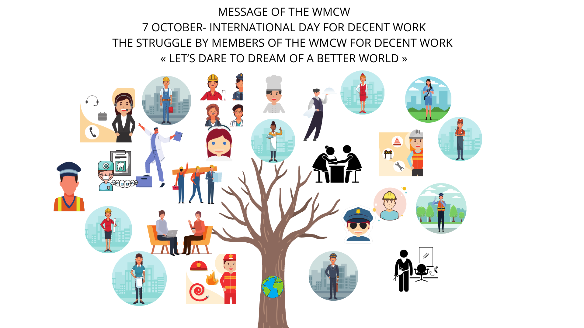 20.08.28 IMAGE MESSAGE OF THE WMCW 7 OCTOBER INTERNATIONAL DAY FOR DECENT WORK